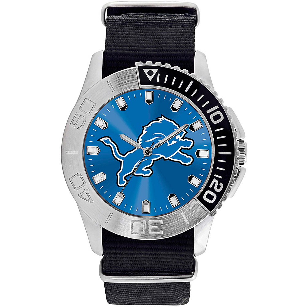 Game Time Starter NFL Watch Detroit Lions - Game Time Watches - Fashion Accessories, Watches