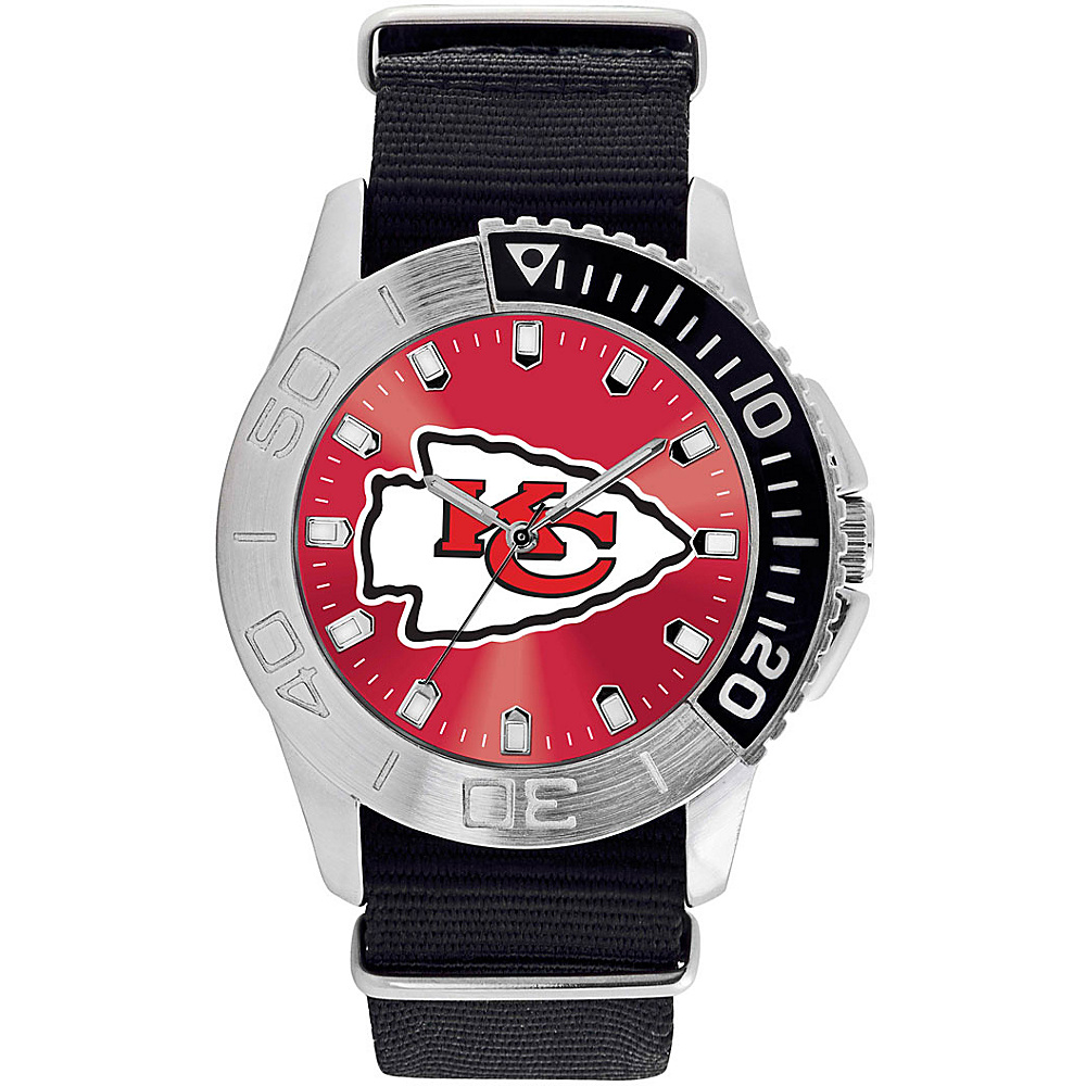 Game Time Starter NFL Watch Kansas City Chiefs - Game Time Watches - Fashion Accessories, Watches