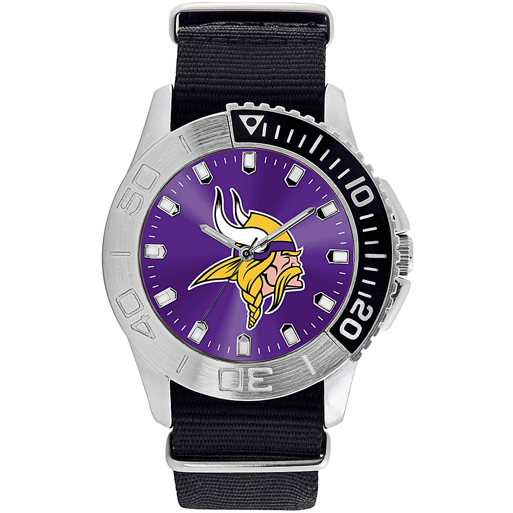Game Time Starter NFL Watch Minnesota Vikings - Game Time Watches - Fashion Accessories, Watches