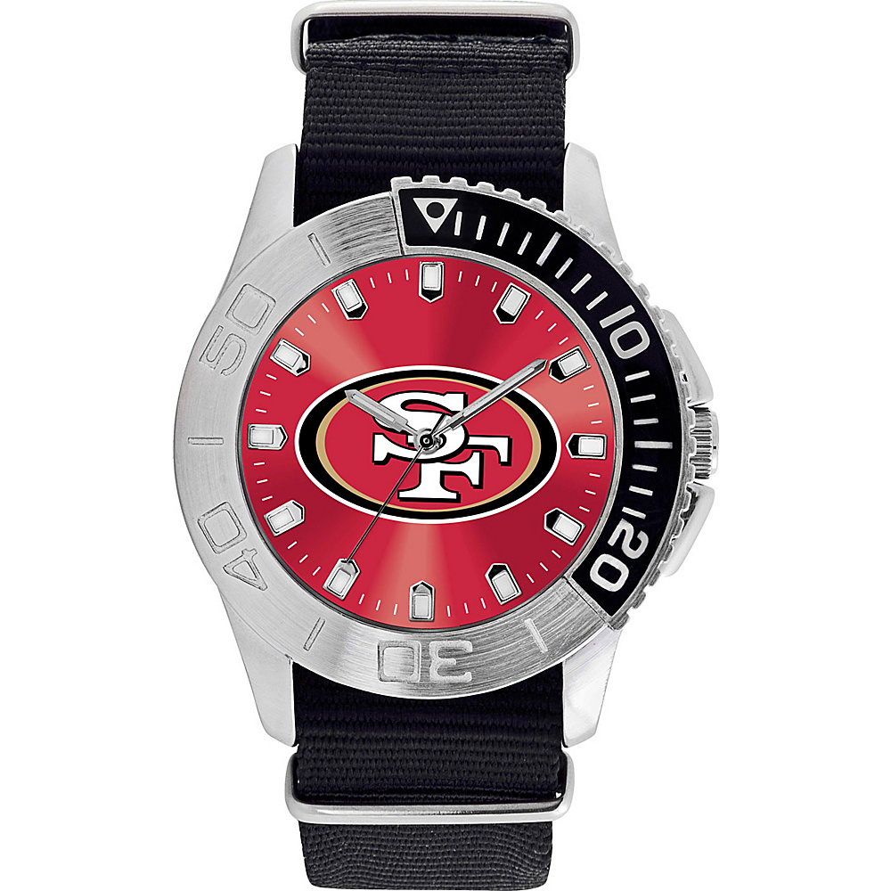 Game Time Starter NFL Watch San Francisco 49ers - Game Time Watches - Fashion Accessories, Watches