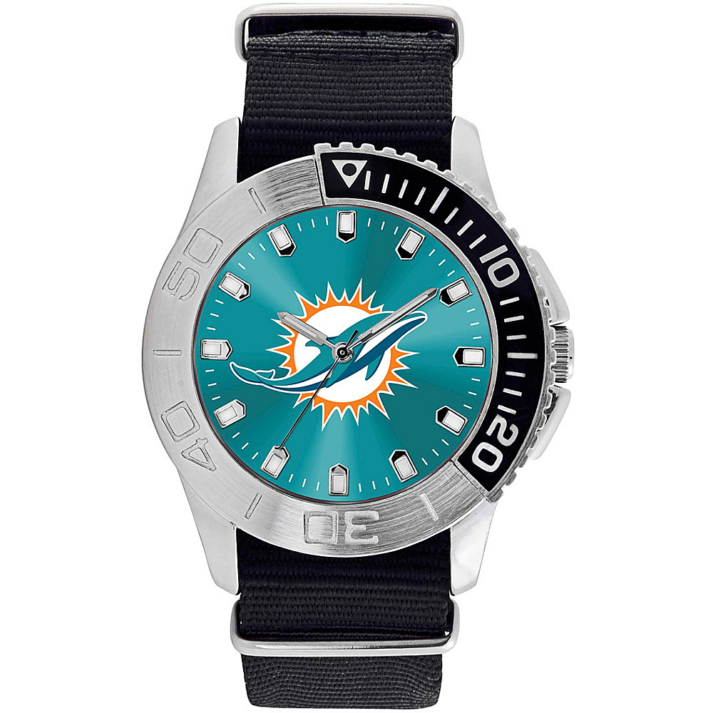 Game Time Starter NFL Watch Miami Dolphins - Game Time Watches - Fashion Accessories, Watches