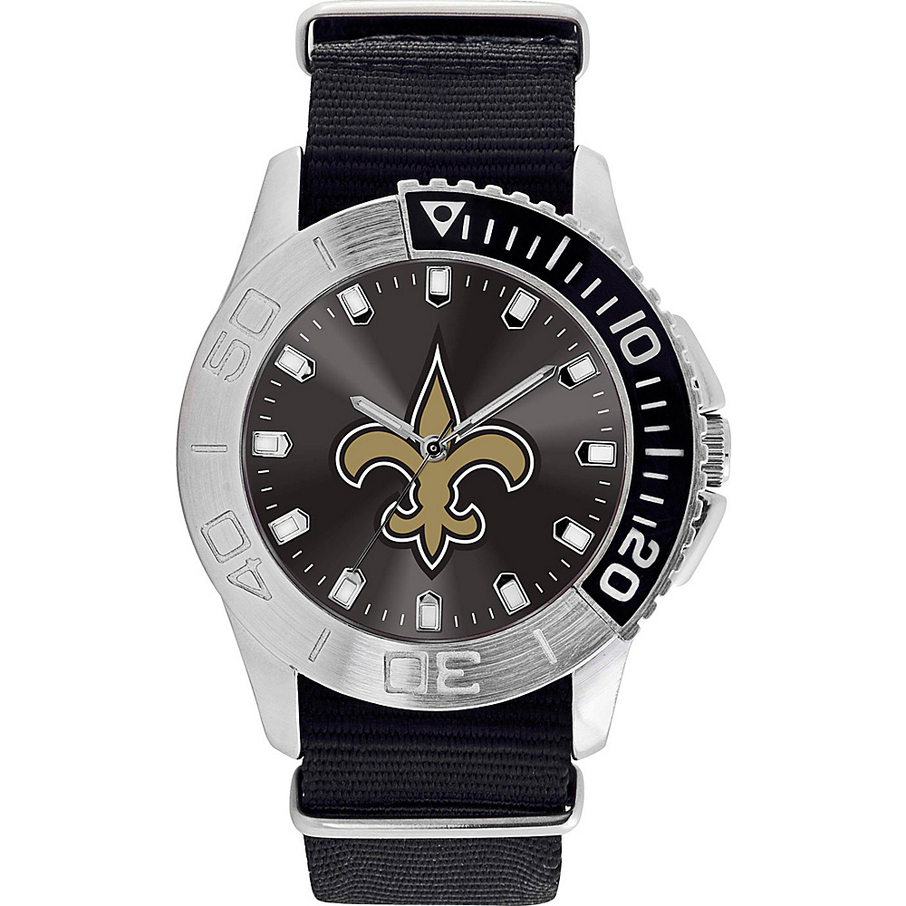 Game Time Starter NFL Watch New Orleans Saints - Game Time Watches - Fashion Accessories, Watches