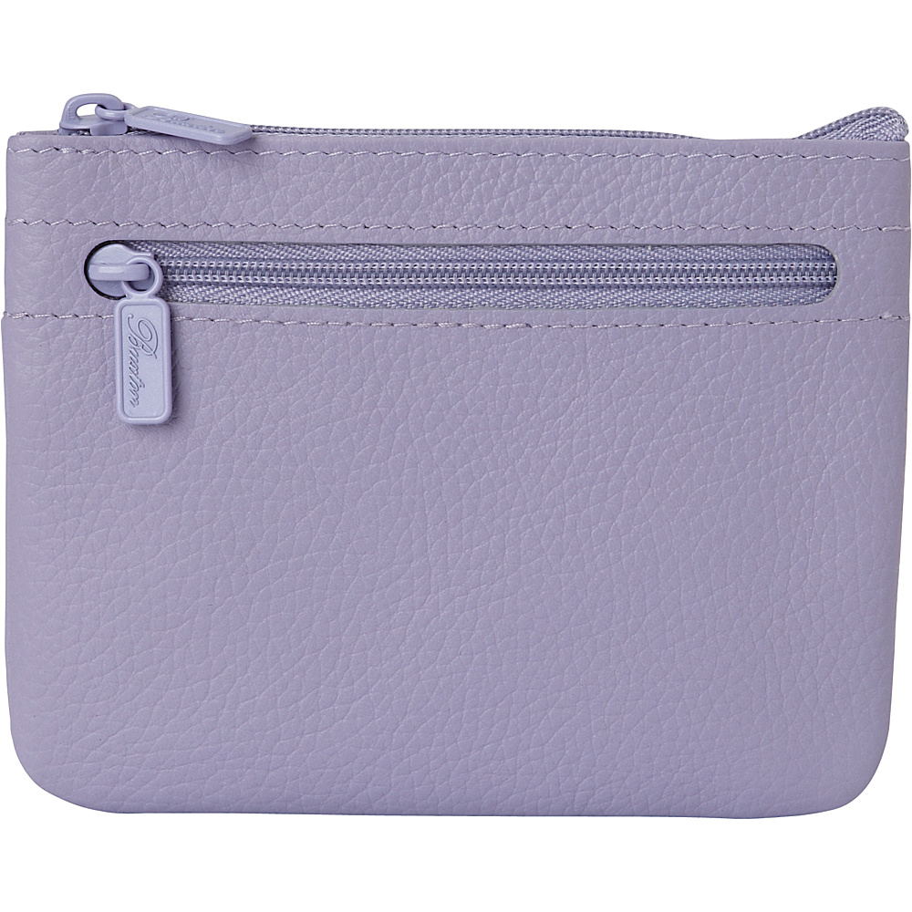 Buxton Hudson Pik-Me-Up Large I.D. Coin/Card Case - Exclusive Colors Wisteria - Buxton Womens Wallets - Women's SLG, Women's Wallets