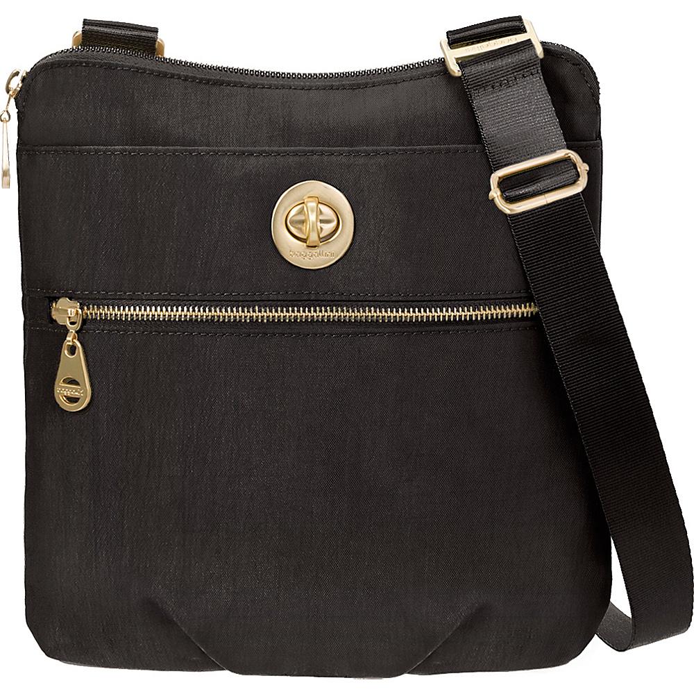 baggallini Gold Hanover Crossbody Black - baggallini Fabric Handbags - Handbags, Fabric Handbags
