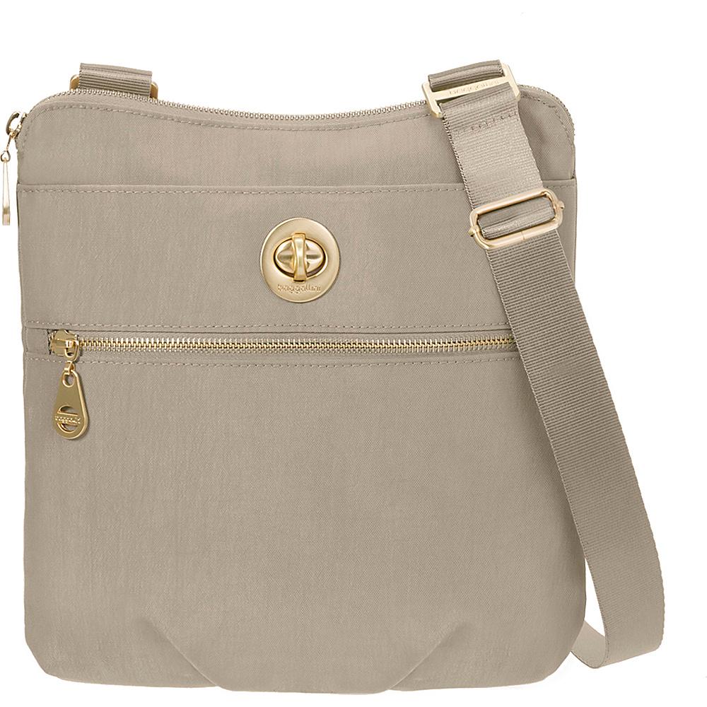 baggallini Gold Hanover Crossbody Beach - baggallini Fabric Handbags - Handbags, Fabric Handbags