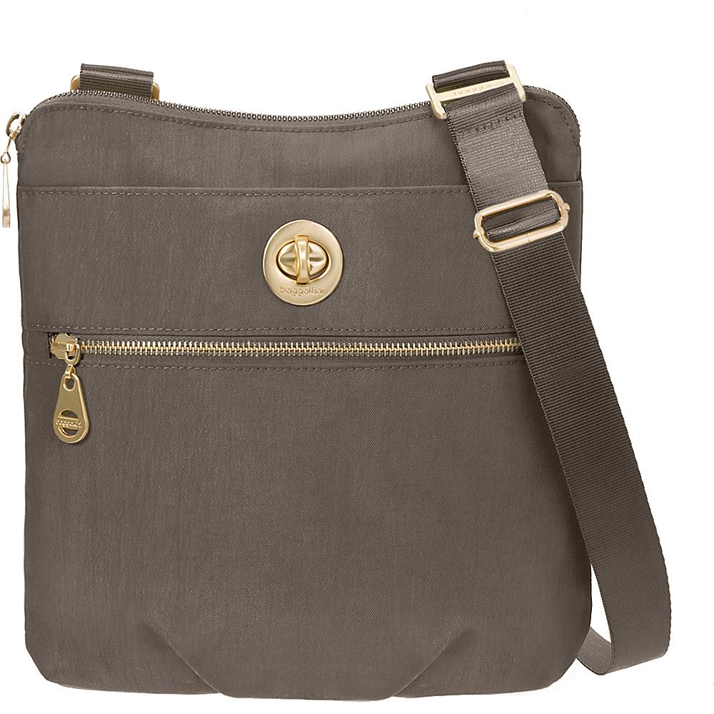 baggallini Gold Hanover Crossbody Portobello - baggallini Fabric Handbags - Handbags, Fabric Handbags