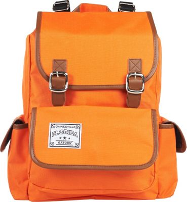 Concept One by USPA Accessories NCAA  Florida Gators Cinch Backpack ORANGE - Concept One by USPA Accessories School & Day Hiking Backpacks