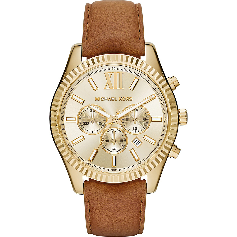 Michael Kors Watches Lexington Watch Brown Michael Kors Watches Watches