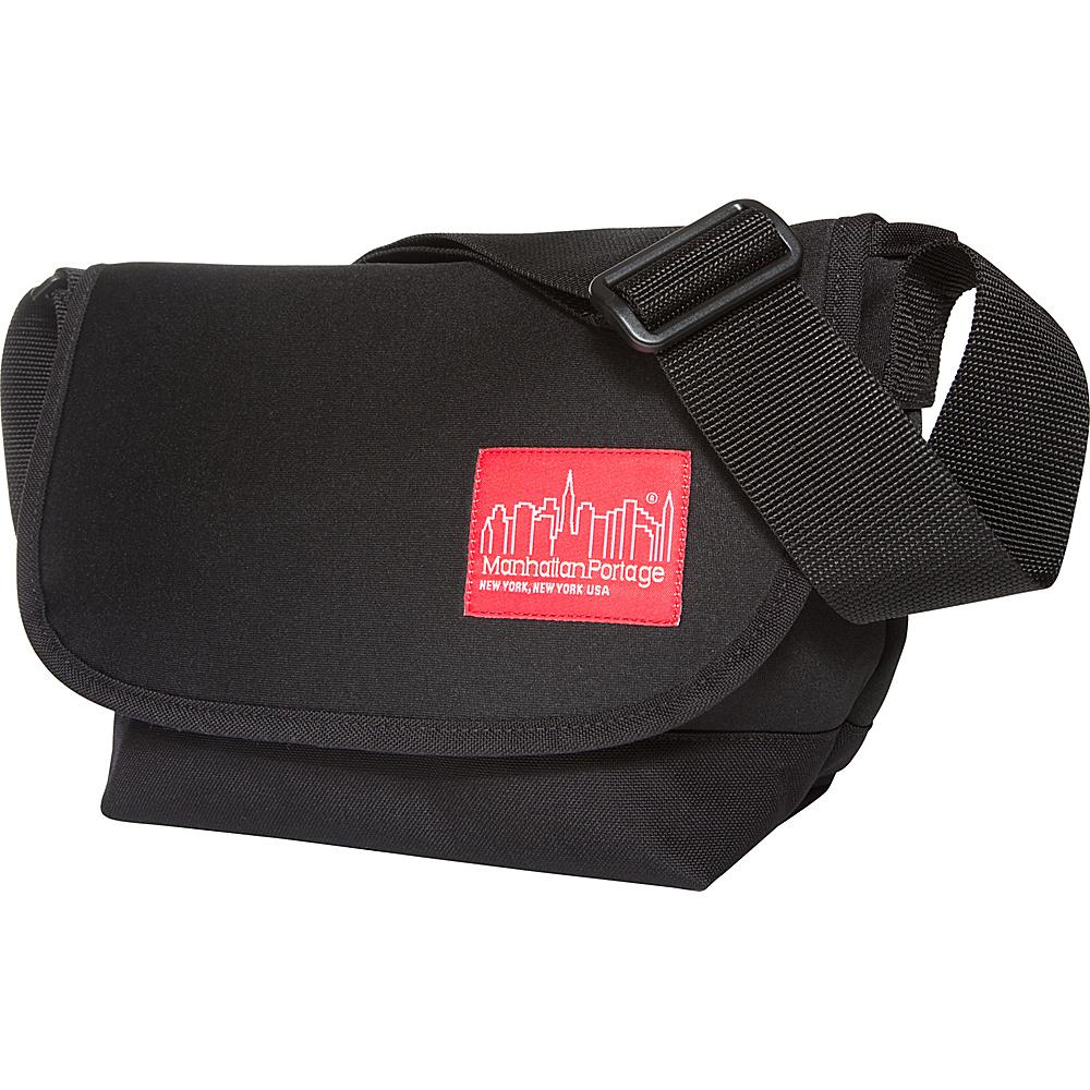 Manhattan Portage Neoprene Messenger Bag Jr  Small Black - Manhattan Portage Other Mens Bags - Work Bags & Briefcases, Other Men's Bags