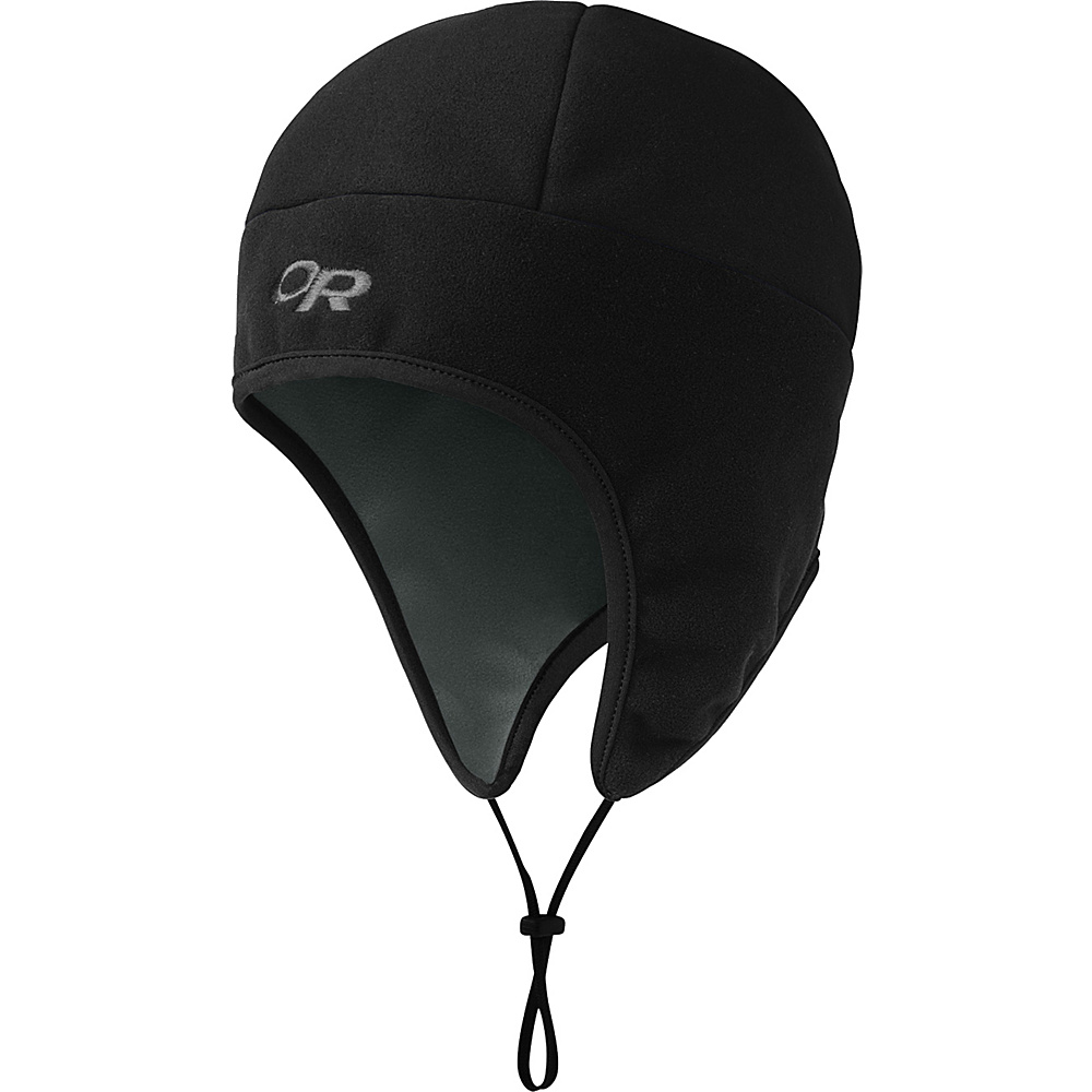 Outdoor Research Peruvian Hat S - Black - Outdoor Research Hats/Gloves/Scarves - Fashion Accessories, Hats/Gloves/Scarves