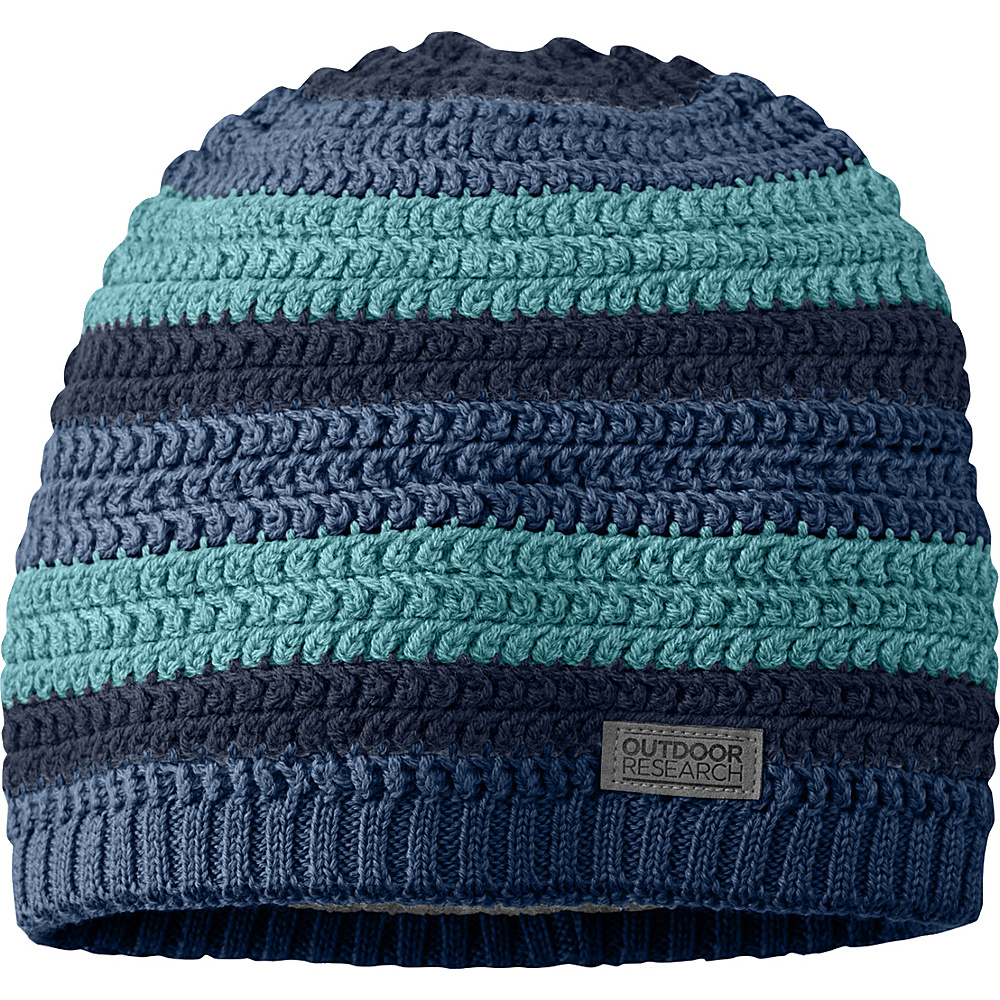 Outdoor Research Sueno Beanie One Size - Night/Dusk – One Size - Outdoor Research Hats/Gloves/Scarves - Fashion Accessories, Hats/Gloves/Scarves