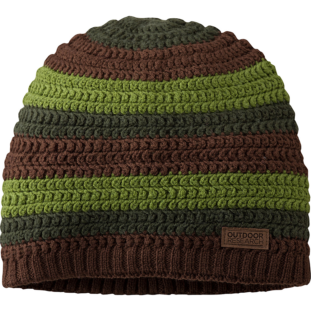 Outdoor Research Sueno Beanie One Size - Evergreen/Earth – One Size - Outdoor Research Hats/Gloves/Scarves - Fashion Accessories, Hats/Gloves/Scarves