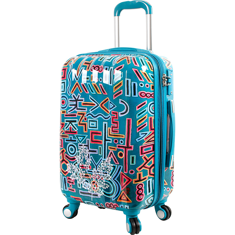 J World New York Art Luggage Jota - J World New York Kids Luggage - Luggage, Kids' Luggage