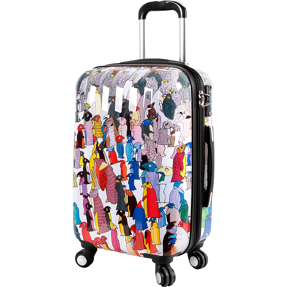 J World New York Art Luggage Penguin - J World New York Kids Luggage - Luggage, Kids' Luggage