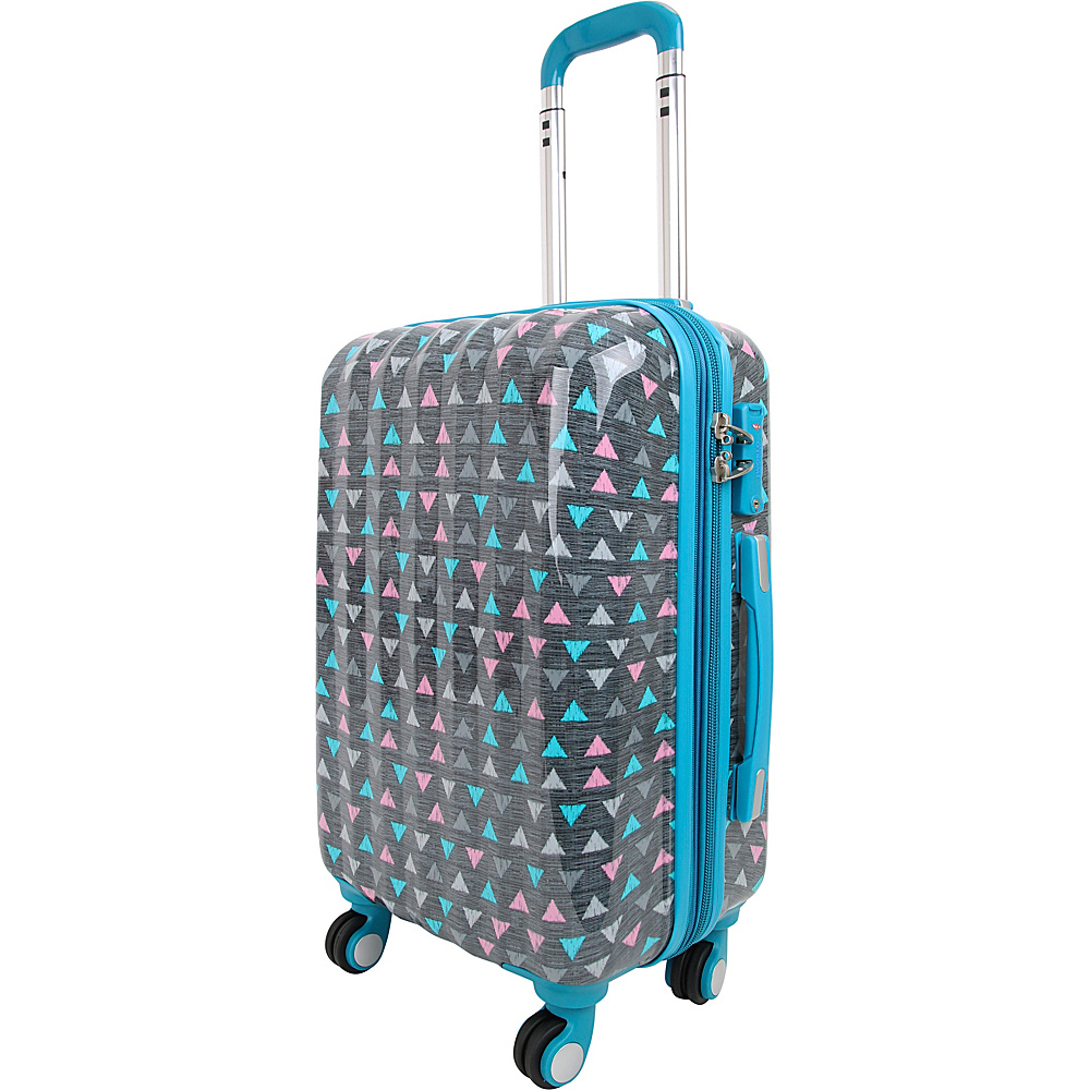 J World New York Art Luggage Sprinkle - J World New York Kids Luggage - Luggage, Kids' Luggage