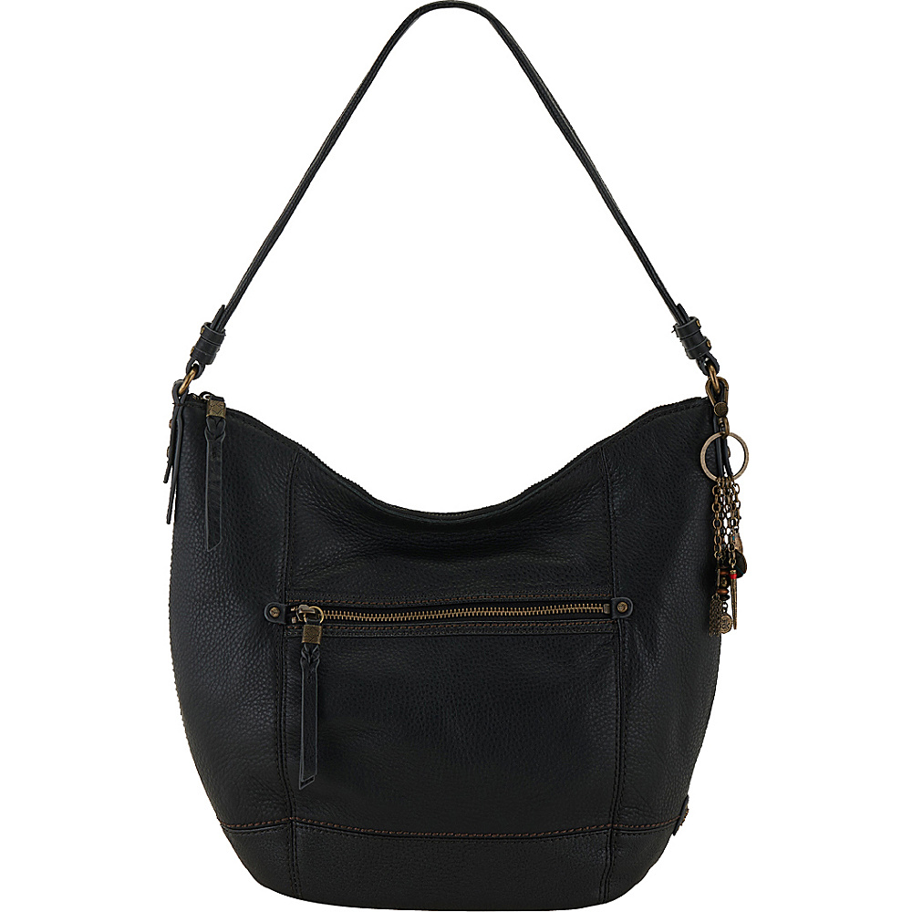 The Sak Sequoia Hobo Black The Sak Leather Handbags