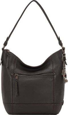 The Sak Sequoia Hobo Cocoa - The Sak Leather Handbags