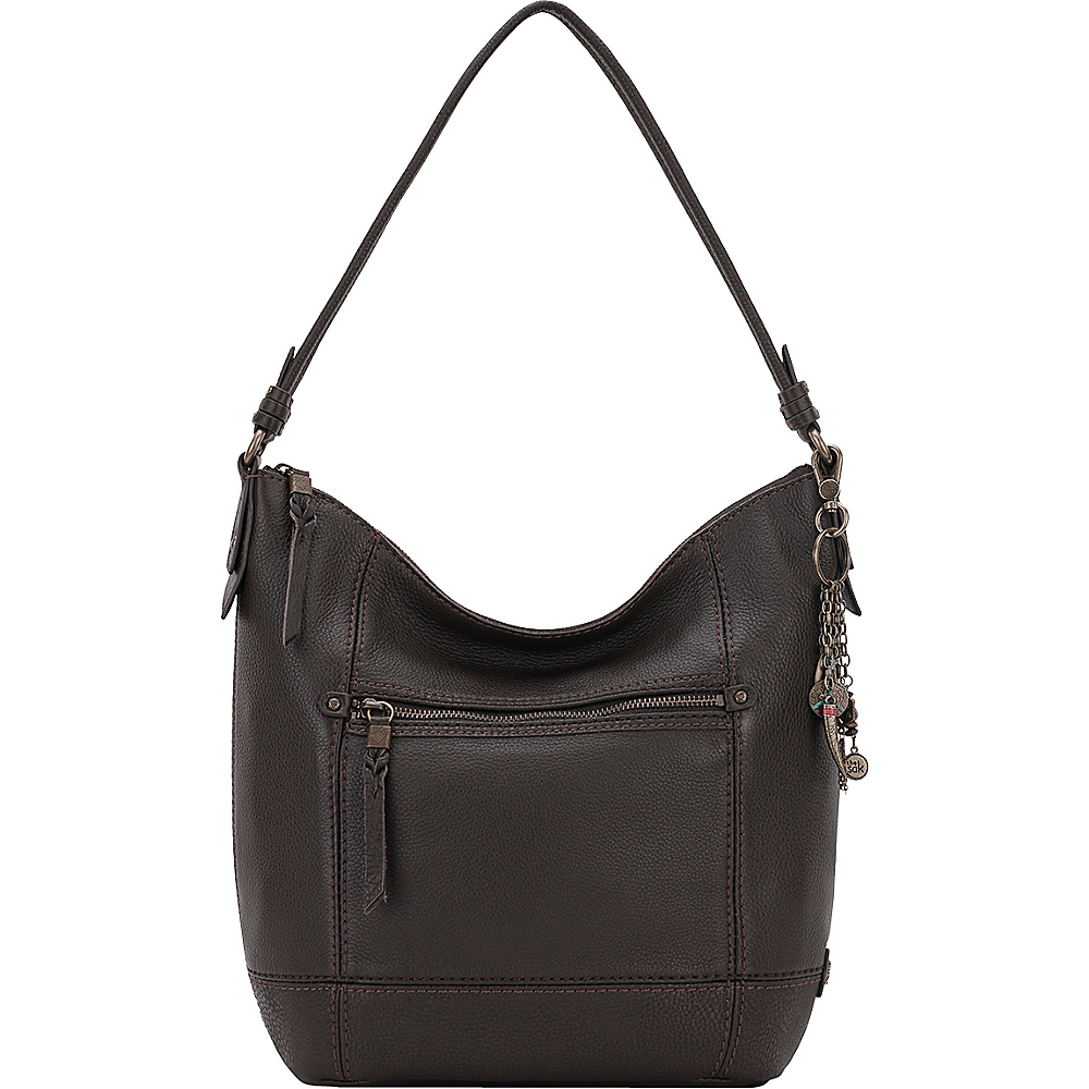 The Sak Sequoia Hobo Cocoa The Sak Leather Handbags