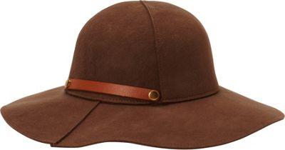 Adora Hats Packable Wool Felt Floppy Hat Pecan - Adora Hats Hats/Gloves/Scarves