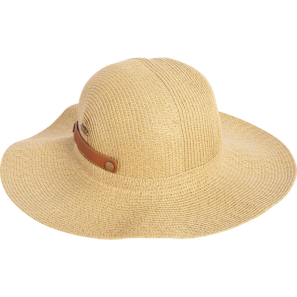 Sun N Sand Snap & Go Hat One Size - Natural - Sun N Sand Hats/Gloves/Scarves - Fashion Accessories, Hats/Gloves/Scarves