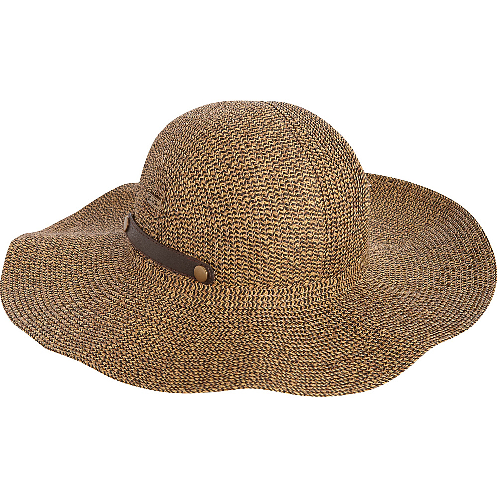 Sun N Sand Snap & Go Hat One Size - Brown - Sun N Sand Hats/Gloves/Scarves - Fashion Accessories, Hats/Gloves/Scarves