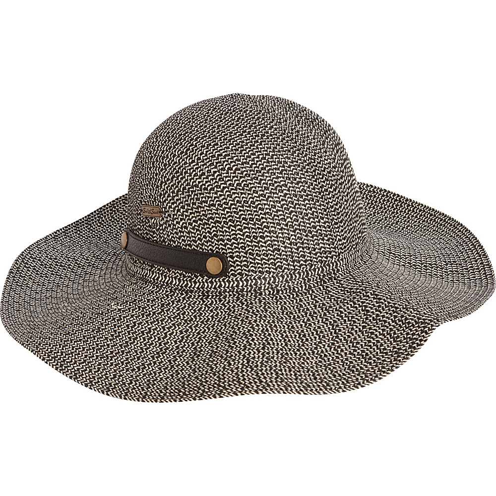 Sun N Sand Snap & Go Hat One Size - Black - Sun N Sand Hats/Gloves/Scarves - Fashion Accessories, Hats/Gloves/Scarves