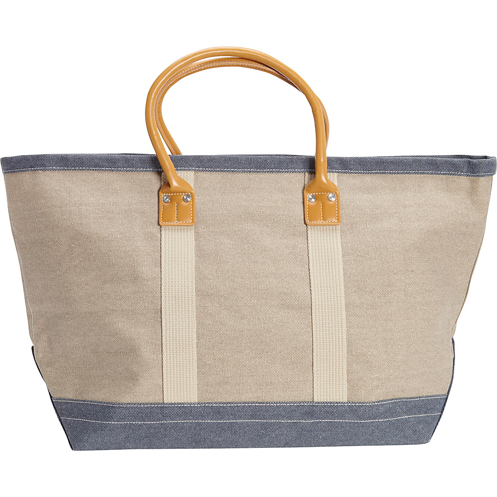 Sun N Sand Montauk Hues Carry All Tote Tan Multi - Sun N Sand Gym Bags - Sports, Gym Bags