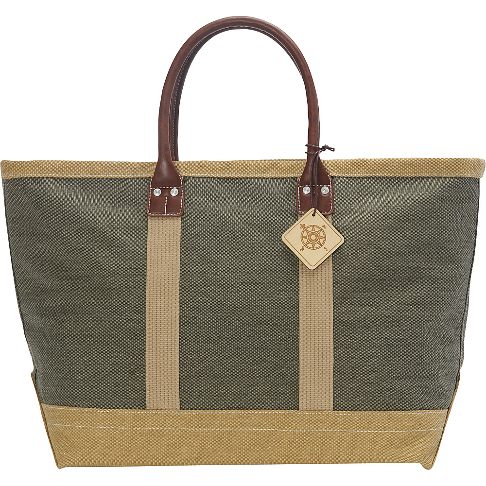 Sun N Sand Montauk Hues Carry All Tote Khaki - Sun N Sand Gym Bags - Sports, Gym Bags
