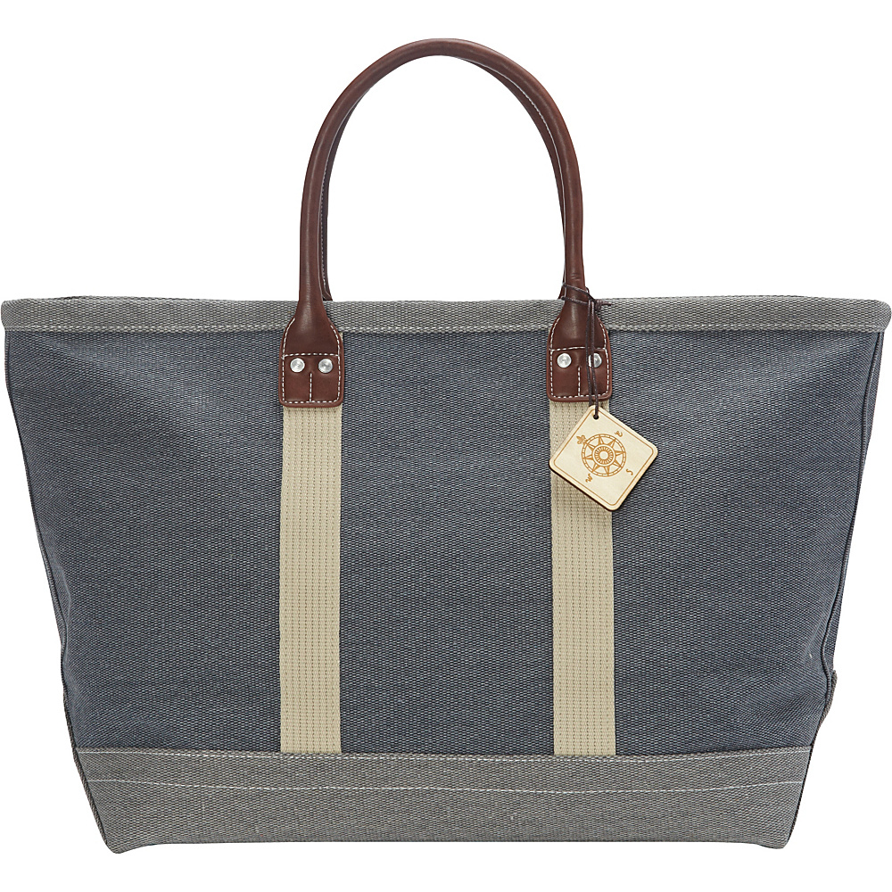 Sun N Sand Montauk Hues Carry All Tote Grey - Sun N Sand Gym Bags - Sports, Gym Bags