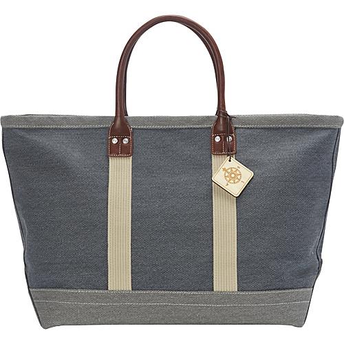 Sun 'N' Sand Montauk Hues Carry All Tote Grey - Sun 'N' Sand Gym Bags