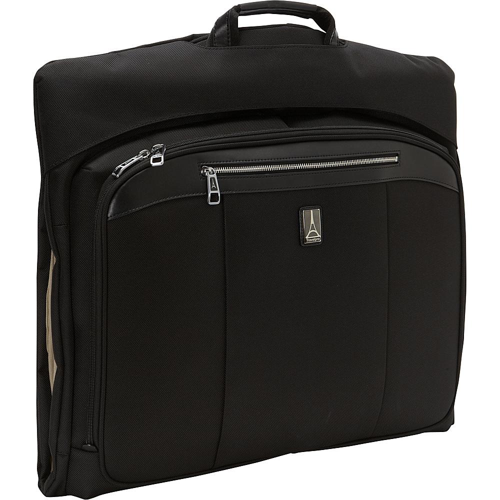 Travelpro Platinum Magna 2 Bi fold Garment Valet Black Travelpro Garment Bags