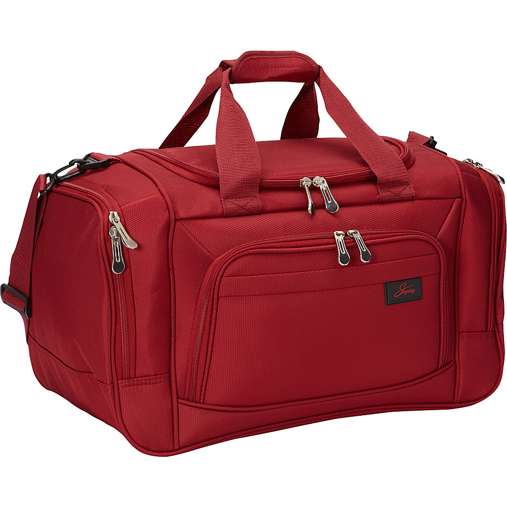 Skyway Sigma 5.0 22 Duffel Merlot Red Skyway Rolling Duffels
