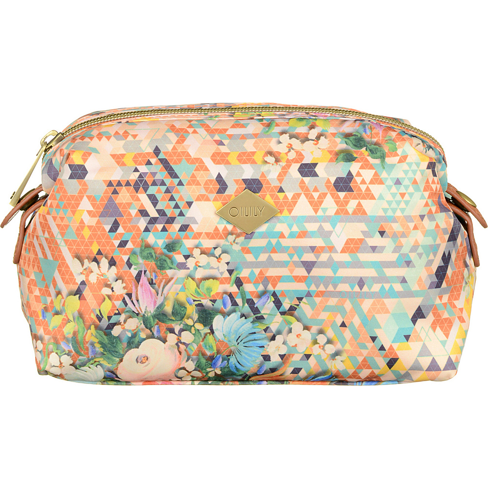 Oilily Small Toiletry Bag Blush Oilily Women s SLG Other