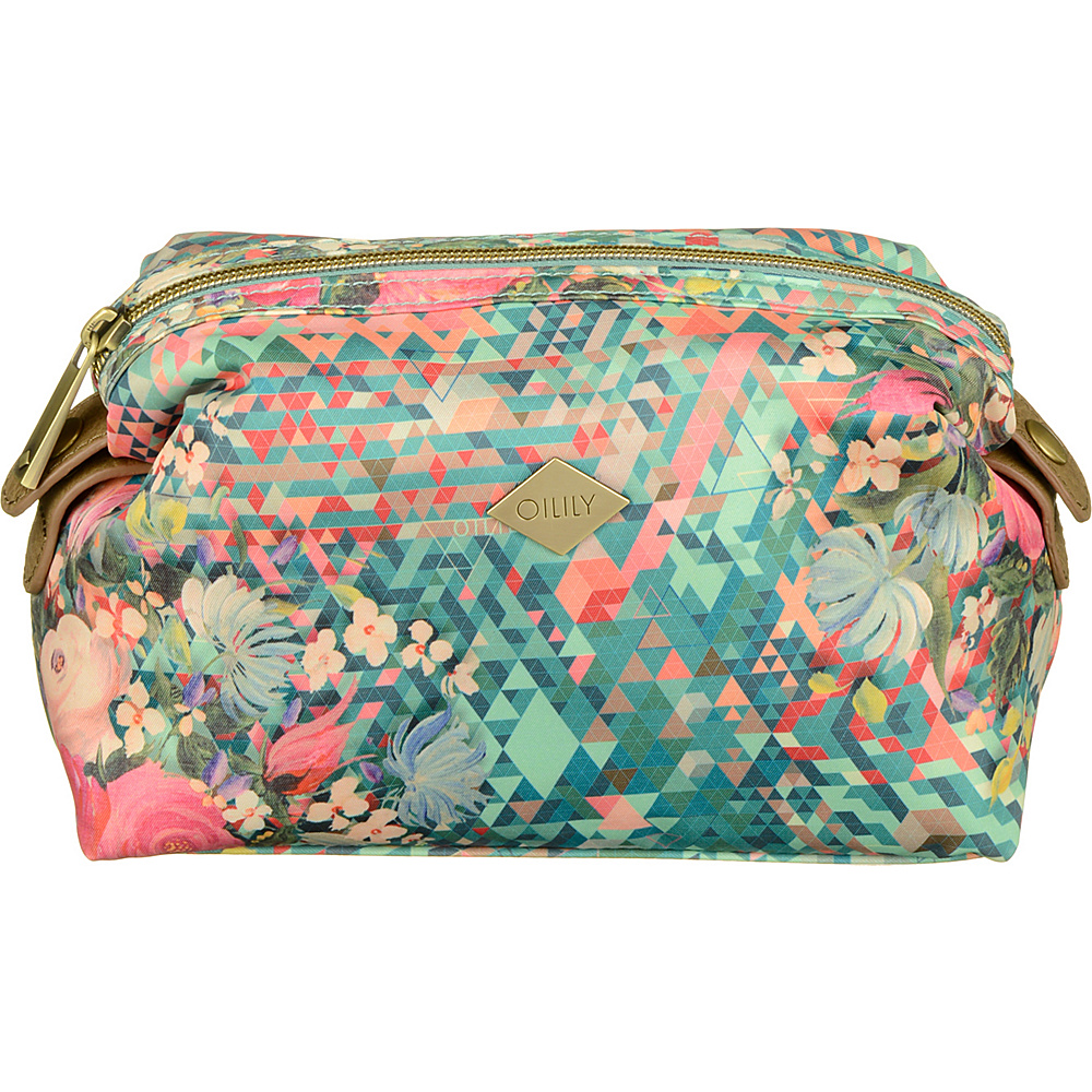 Oilily Small Toiletry Bag Mint Oilily Women s SLG Other