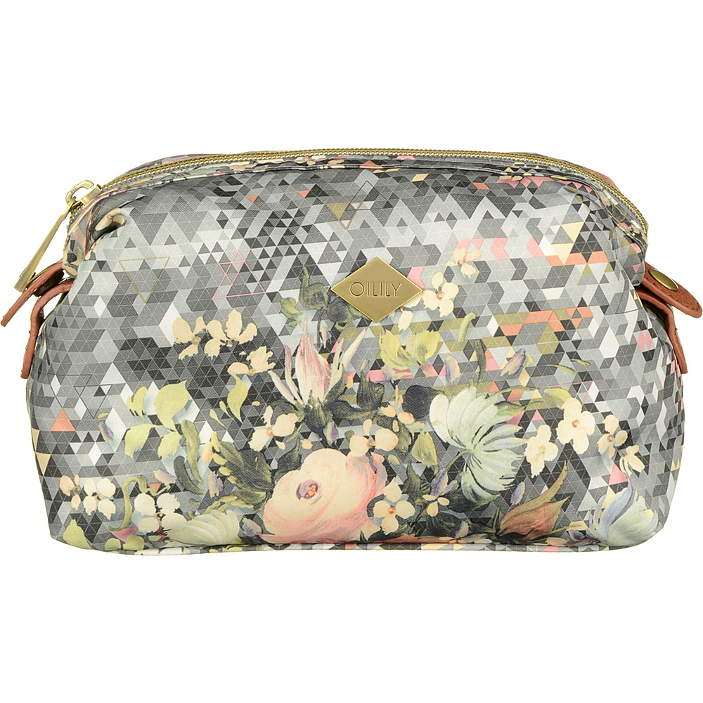 Oilily Small Toiletry Bag Silver Oilily Women s SLG Other