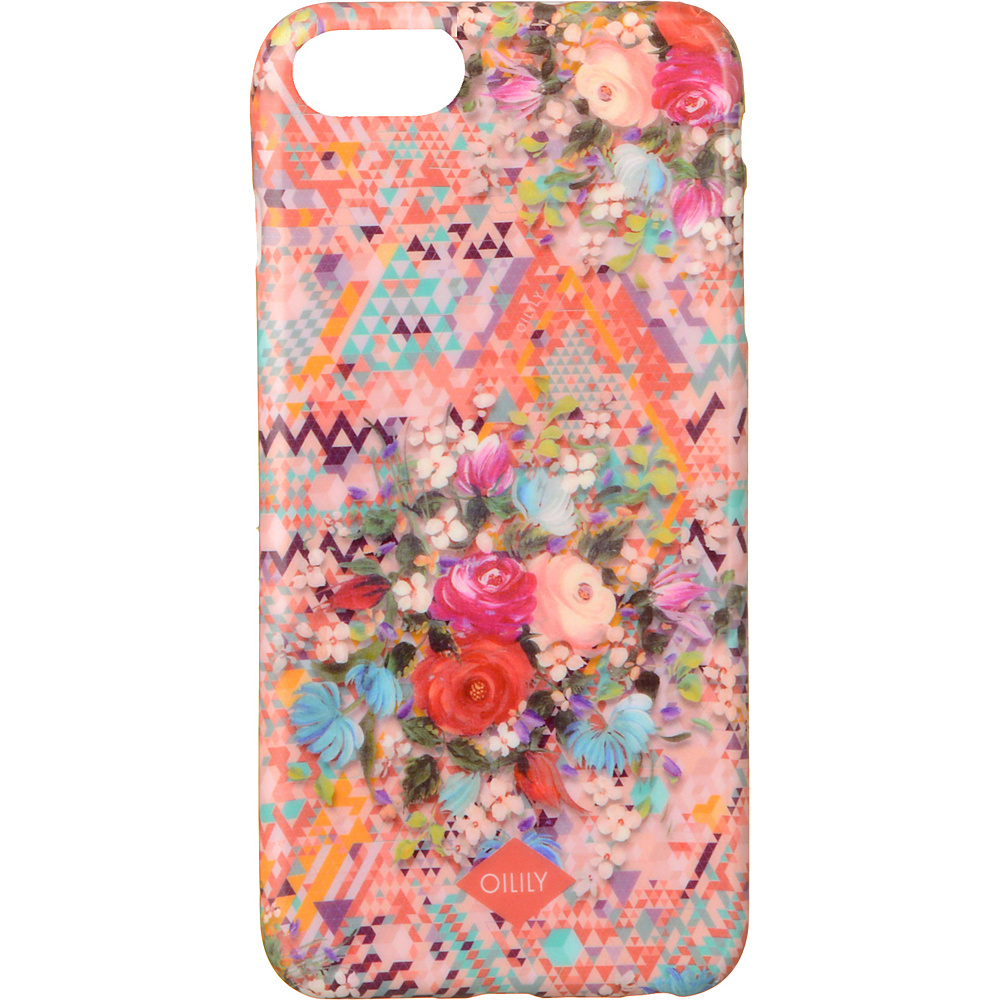 Oilily iPhone SE 5 Case Blush Oilily Electronic Cases