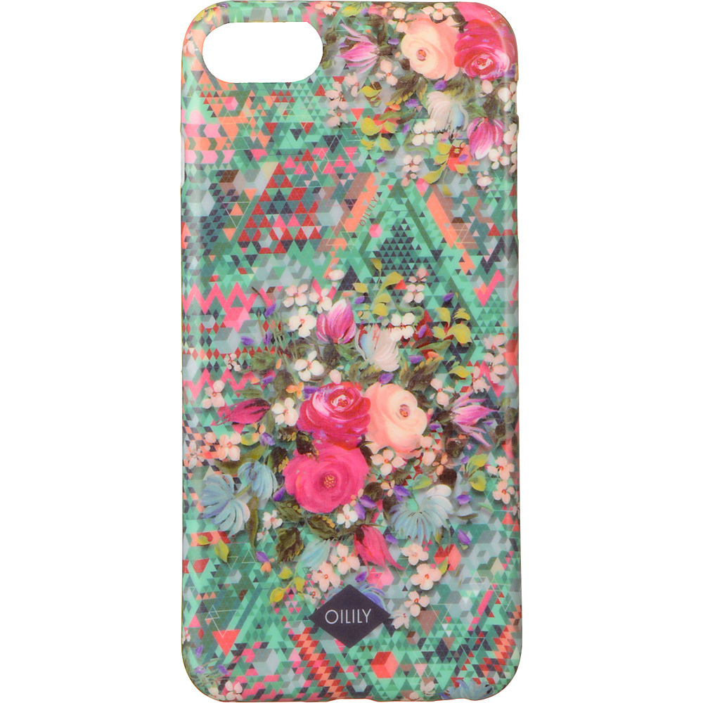 Oilily iPhone SE 5 Case Mint Oilily Electronic Cases