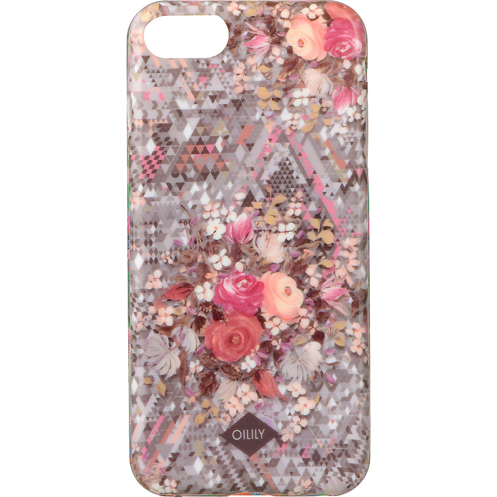 Oilily iPhone SE 5 Case Silver Oilily Electronic Cases