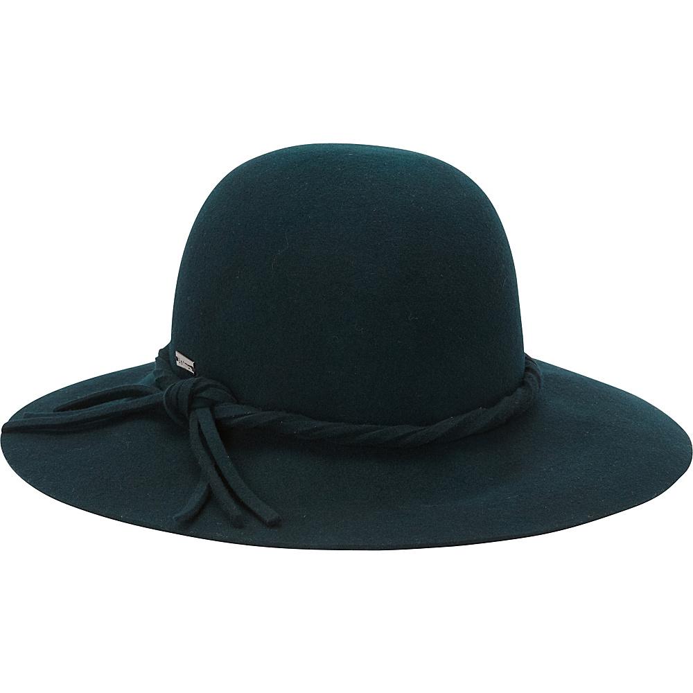 Betmar New York Cindy Wide Brim Floppy S/M - Teal- SM - Betmar New York Hats/Gloves/Scarves