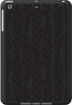 Centon Electronics OTM Black Matte iPad Air Case Black/Black Collection - Hearts - Centon Electronics Electronic Cases