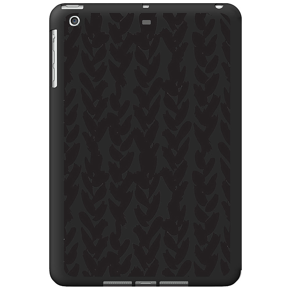 Centon Electronics OTM Black Matte iPad Air Case Black Black Collection Hearts Centon Electronics Electronic Cases