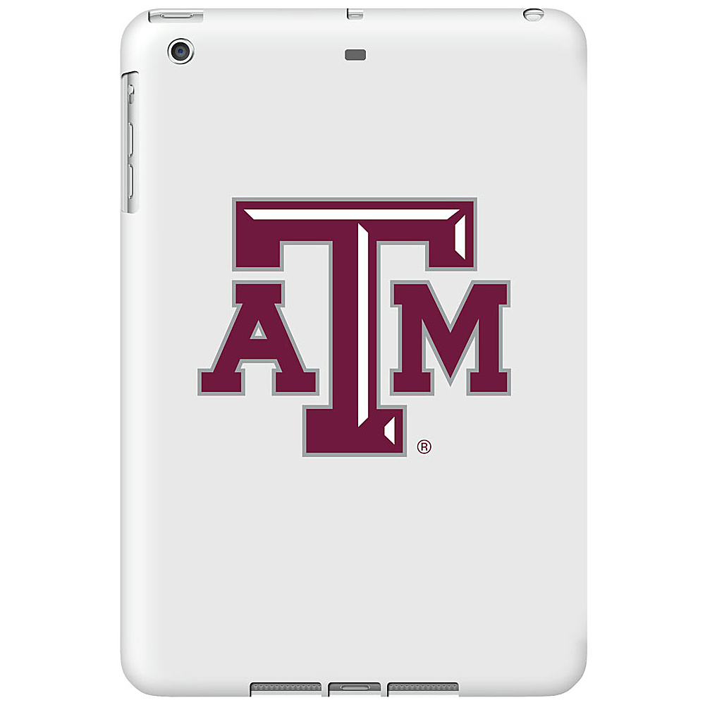 Centon Electronics Glossy White iPad Air Shell Case Texas A amp;M Centon Electronics Electronic Cases