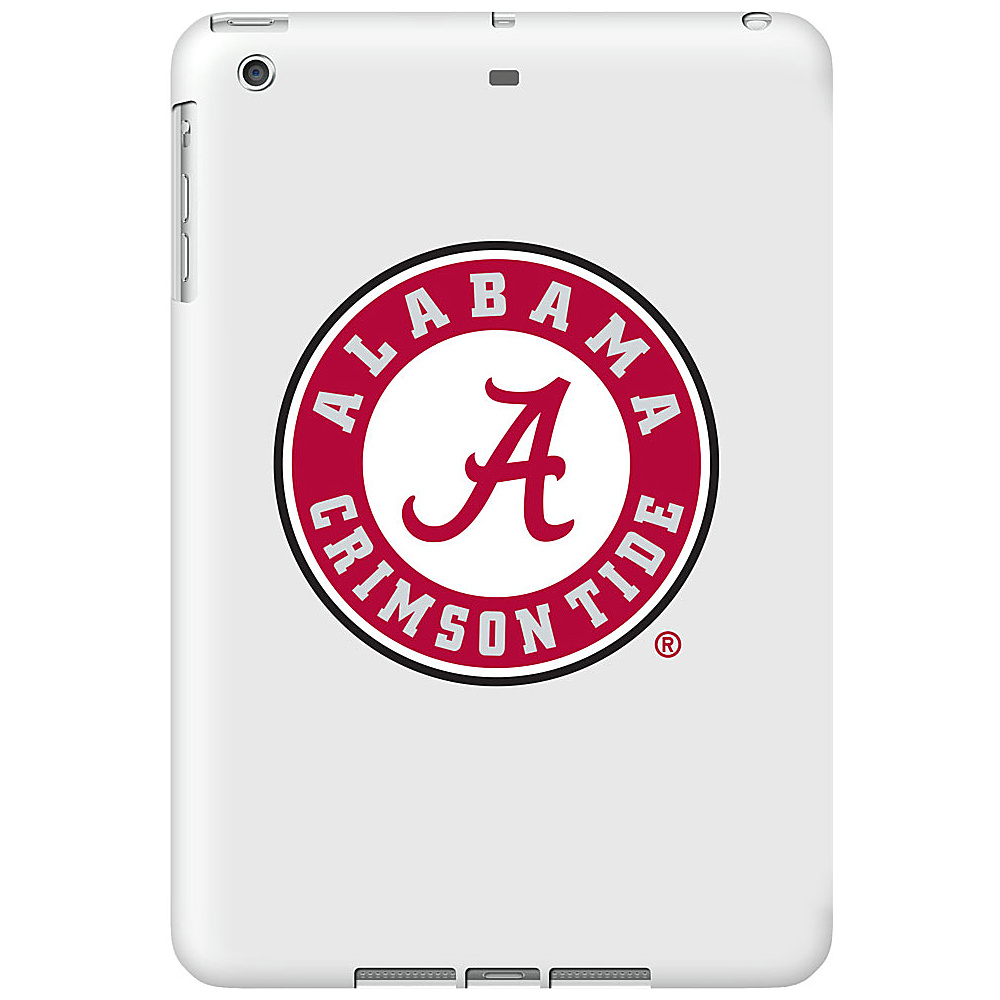 Centon Electronics Glossy White iPad Air Shell Case University of Alabama Centon Electronics Electronic Cases