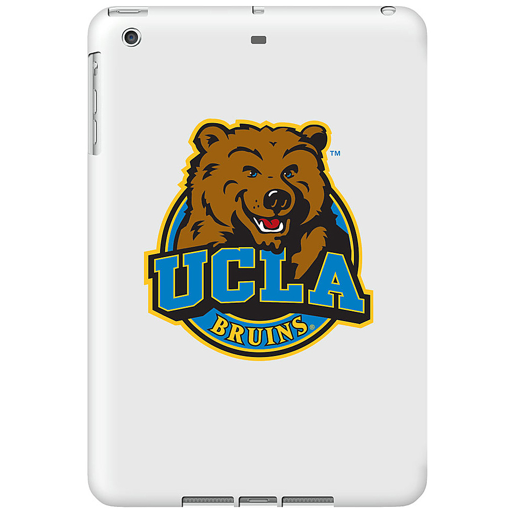 Centon Electronics Glossy White iPad Air Shell Case UCLA Centon Electronics Electronic Cases
