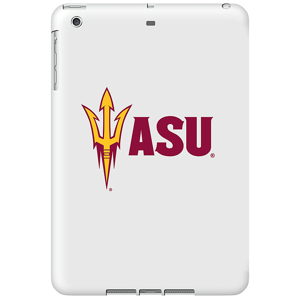 Centon Electronics Glossy White iPad Air Shell Case Arizona State University Centon Electronics Electronic Cases