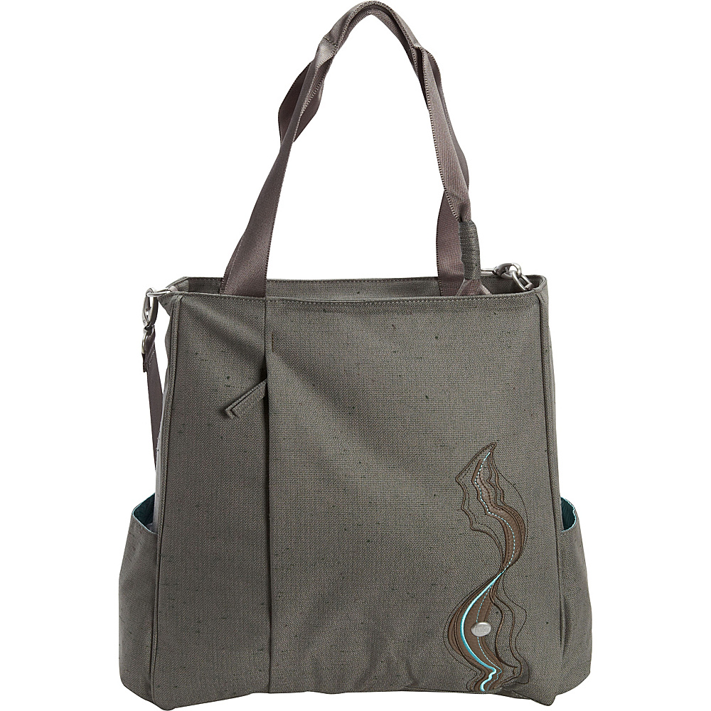 Haiku Wisdom Work Tote Cactus Haiku Fabric Handbags