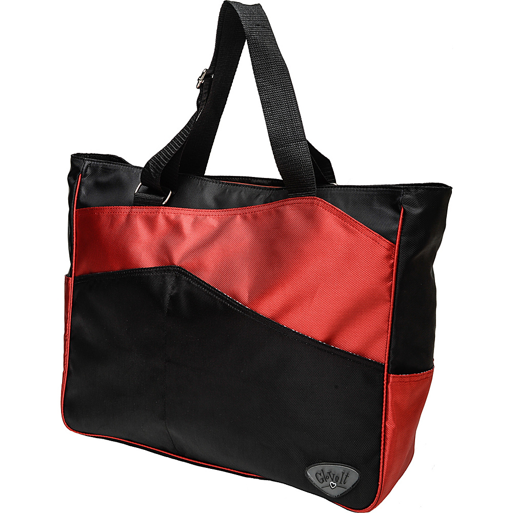Glove It Tennis Tote Daisy Script Glove It Other Sports Bags