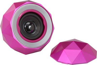 Lyrix PowerBall Wireless Bluetooth Speaker Pink - Lyrix Headphones & Speakers