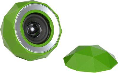 Lyrix PowerBall Wireless Bluetooth Speaker Green - Lyrix Headphones & Speakers