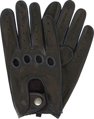 Original Penguin Sheepskin Driving Gloves M - Black - Original Penguin Hats/Gloves/Scarves